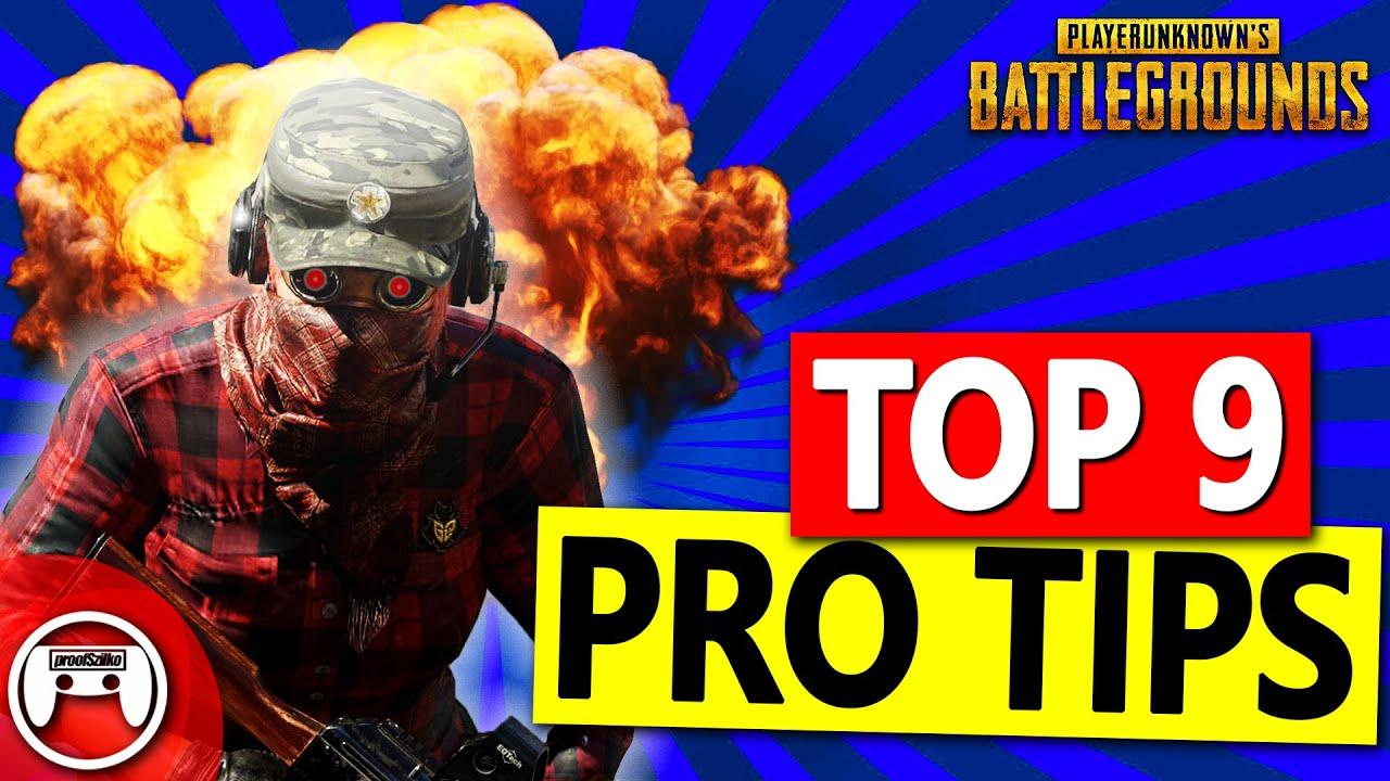 PUBG PS4 Pro Tips – Top 9 Pro Tips for PUBG PS4 & Xbox – PUBG Tips & Tricks