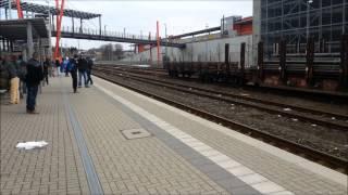 Железная Дорога Ж/Д Германии Deutsche Bahn DB  Видео №2(Видео от 24.03.2013 http://vk.com/ivanuasdeutschland., 2013-06-04T14:00:40.000Z)