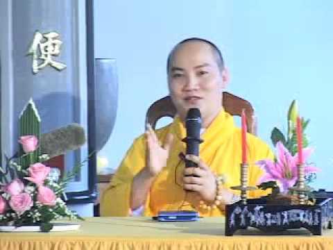 Dau La To Am 1/2 - DD Thich Phuoc Tien