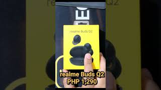 realme Buds Q2 Unboxing #shorts