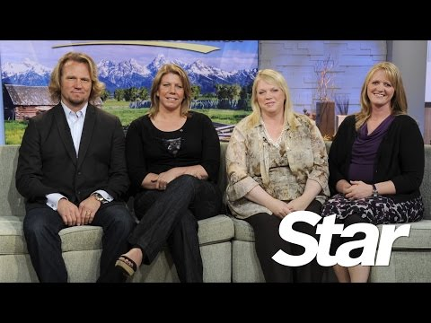 'Sister Wives' Stars Thrown Out Of Polygamist Church!