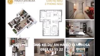 Mở bán  Dự án Hà Đô Centrosa Garden  3/2, Q10, giá dự kiến 42tr/m2