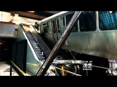 NTSB Reviewing Video Footage From Blue Line Crash