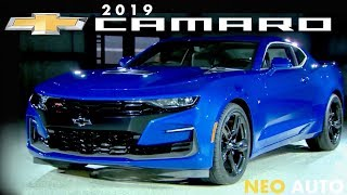 2019 Chevy Camaro: OUT IN PUBLIC (New Videos & What We Know)