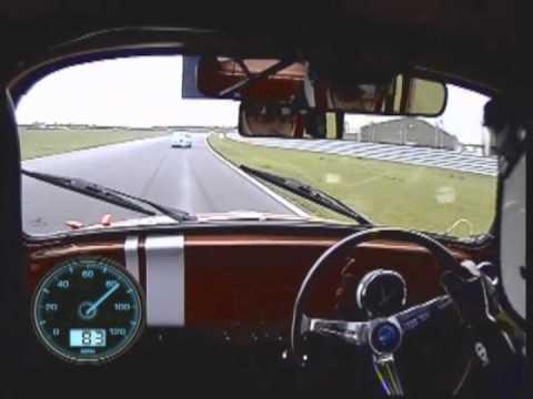 HSCC VW Beetle Snetterton 2012 (Race 2)