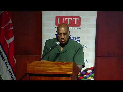 UTT and Huawei MoU signing - Prof Kenneth S. Julien (Emeritus), T.C.