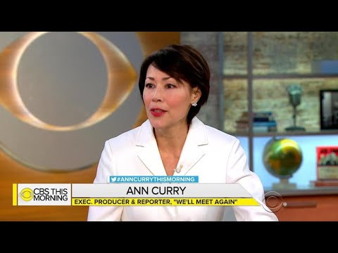 Ann Curry talks