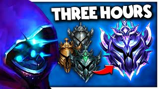 THIS is how y๐u CLIMB to DIAMOND in 3 HOURS...with JAX ONLY