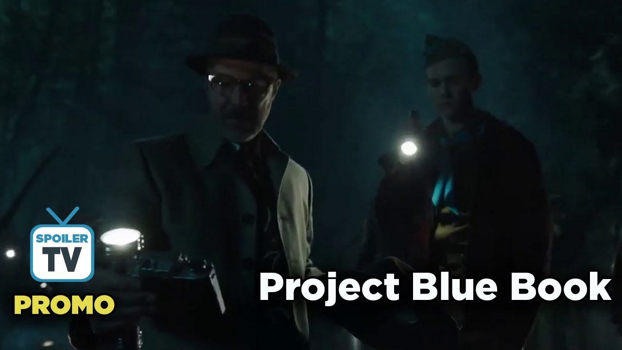 blue book project tv