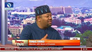 We Need To Institutionalize APC - Ismael Ahmed Pt 1 | Sunrise Daily |