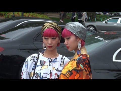 Fashion Week Paris 2019 2020  EXIT  CHANEL  N1