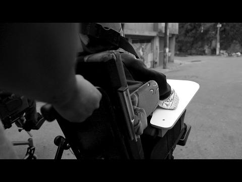 Personagens de São Paulo – Doação de cadeiras de rodas - TV Gazeta