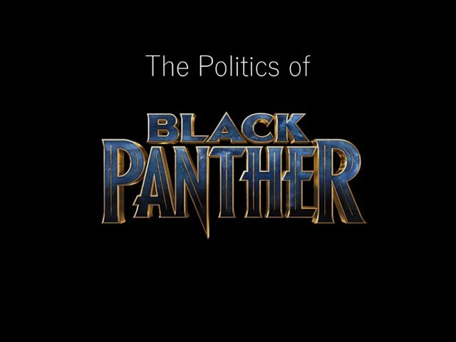 the-politics-of-black-panther