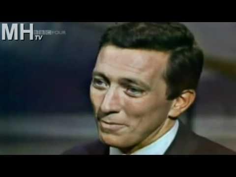 Andy Williams - Moon River (subtitulado traducido español 1961) HD