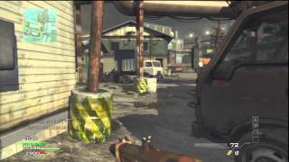 Hauppauge HD PVR 1212 Quality Test #2 - MW3 Carbon Gameplay TDM 33-12 PP90M1