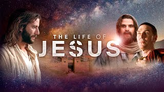 The Life Of Jesus: The Series | Full Movie | Christopher Plummer | Henry Ian Cusick | Stuart Bunce