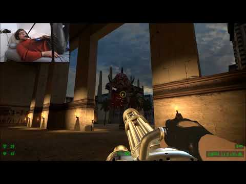 """Alle guten Dinge sind 3, wa?""; Serious Sam - The First Encounter HD [Part 11] mit Buzzdee!"