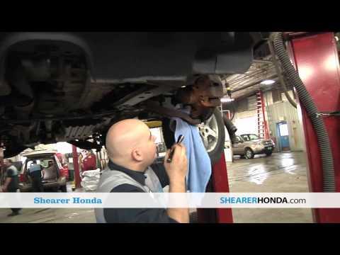 21 Point Inspection - Plattsburgh, NY - Shearer Honda