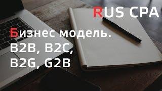 видео B2C, B2G, B2B-продажи