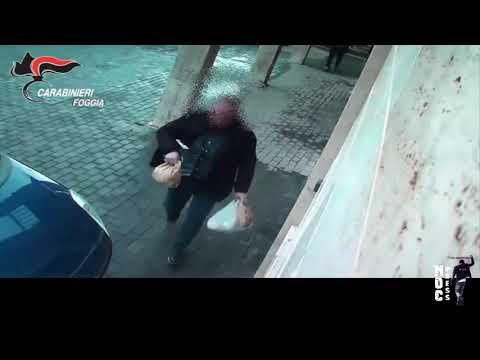 """""""I furbetti del cartellino"""" a Carpino (FG) """"sgamati"""" dai Carabinieri [VIDEO]"""