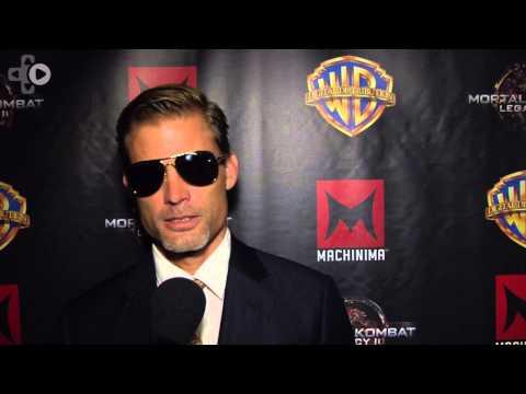 Mortal Kombat Legacy 2 Interview With Casper Van Dien