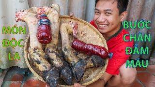 BƯỚC CHÂN ĐẪM MÁU - Top Món Kinh Dị Của Việt Nam khiến Thế Giới Chào Thua