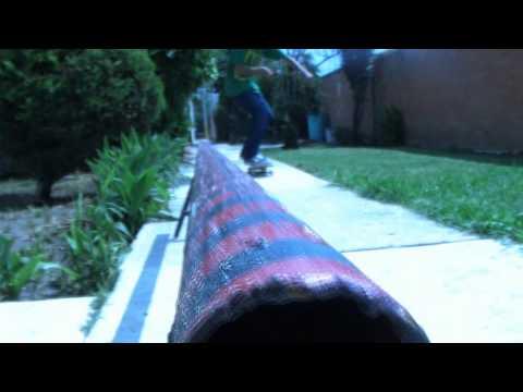 Skateboarding- Tubo (Skate System) Sergio Aaron