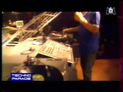 Laurent Garnier @ Techno Parade 1998 @ Paris