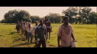 Django Scene:Rick Ross - 100 Black Coffins
