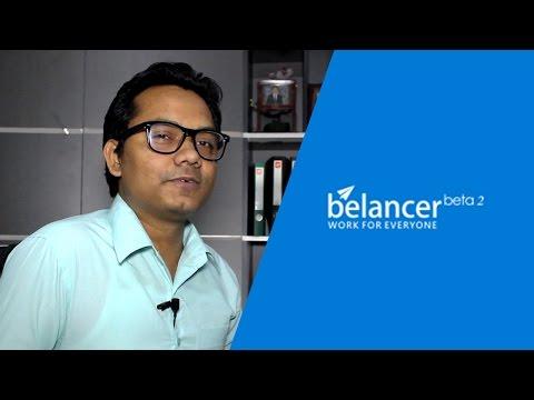 Make money online । Belancer First Bangladeshi Online Marketplace