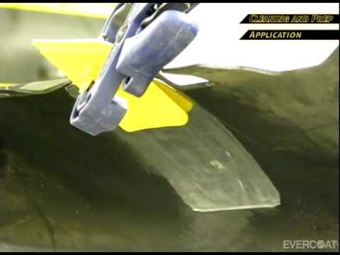 Evercoat MAXIM™ 898 Double Sided plastic repair