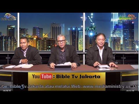 Bible Tv Jakarta: Rev.Dr.Denny F.M Tuyu - Voice Of Gospel - 18 05 2018