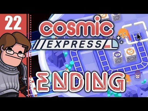 Let's Play Cosmic Express Part 22 ENDING - Nova 7 Boss Fight