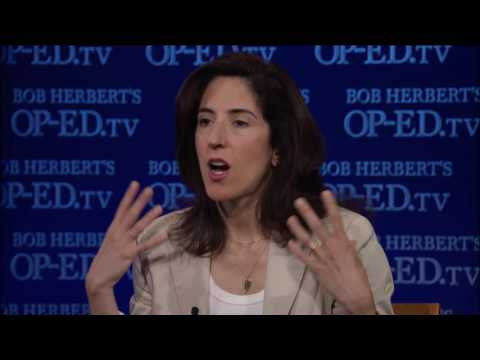 Bob Herbert's Op-Ed.TV: The Financialization of America with Rana Foroohar