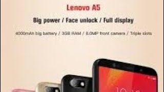Lenovo a5 review | specs and launch date in india with price