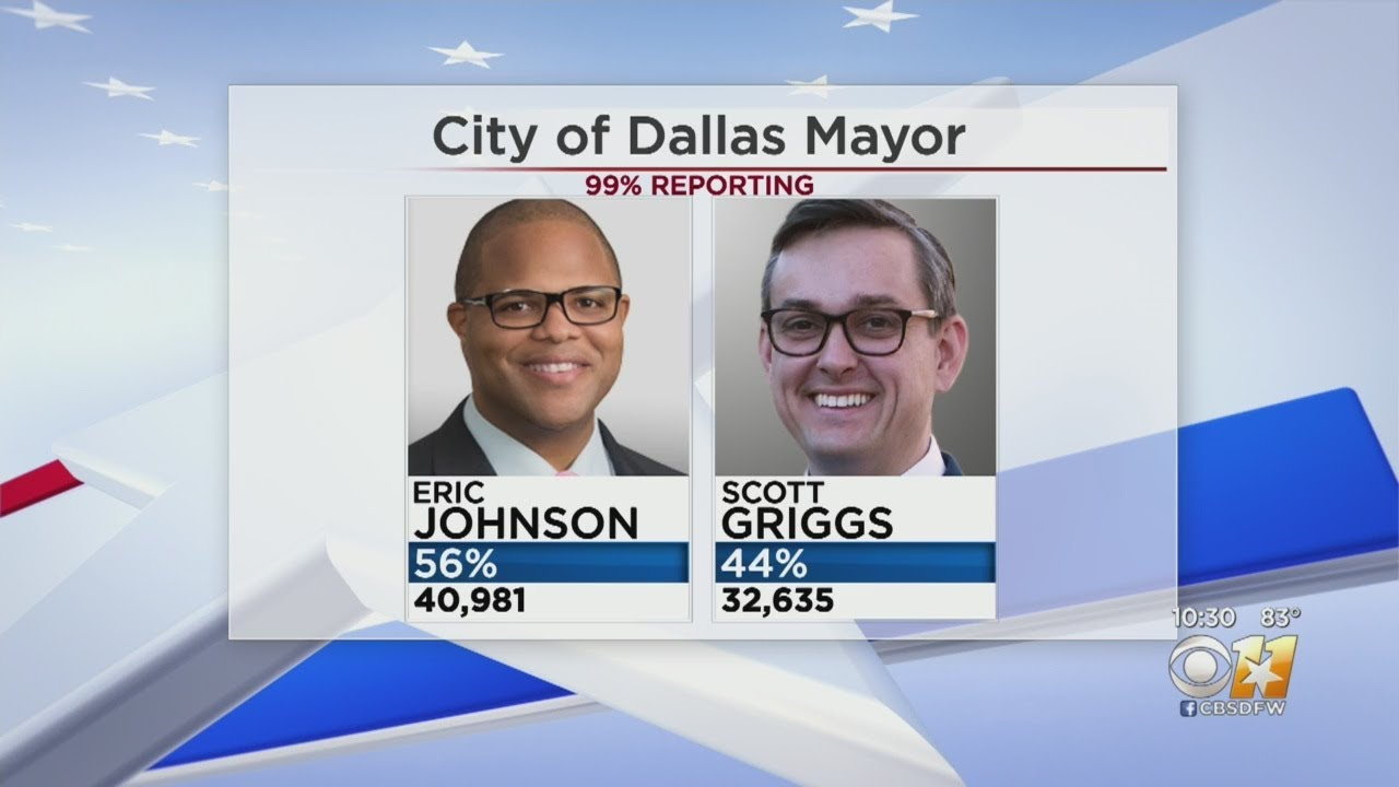 Black Man To Become Mayor of Dallas, Texas