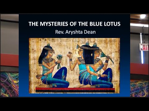 Mysteries Of The Blue Lotus