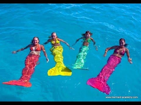 Mermaid Birthday Parties with a Real Mermaid in Perth, Australia