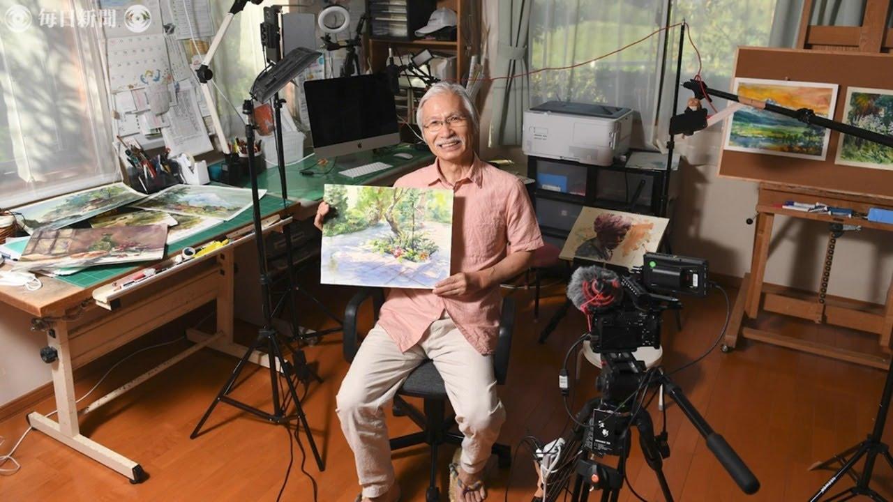 チャンネル登録67万人超 73歳「おじいちゃんユーチューバー」が人気の理由