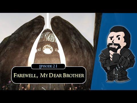 SKYRIM - Special Edition (Ch. 3) #21 : Farewell My Dear Brother