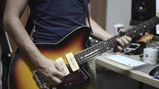 Nothing Is Impossible (Lead Guitar) - Planetshakers - Reverend Jetstream 390