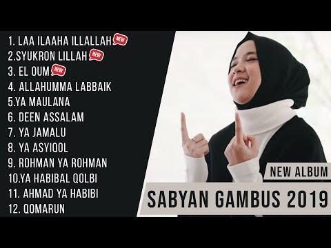 kumpulan lagu nissa sabyan terbaru 2019 lengkap syukron lillah el oum allohumma labbaik