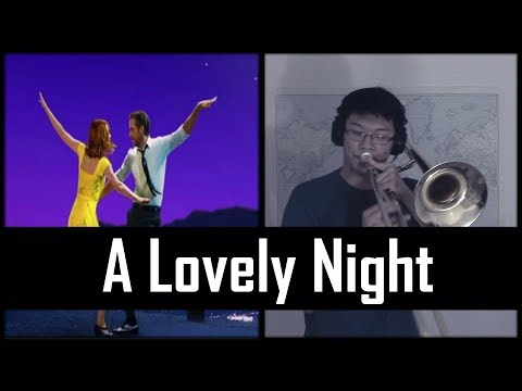 A Lovely Night  Trombone