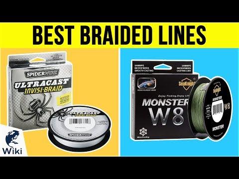 10 Best Braided Lines 2019