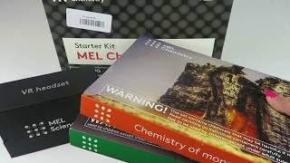 MEL Science Starter Kit Unboxing - Chemistry For Kids