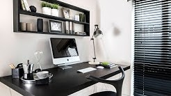 50 Home Office Decorating Ideas