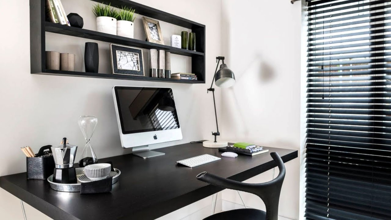 Decorating A Home Office Ideas from i.ytimg.com