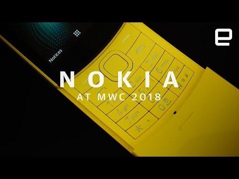 Nokia's MWC 2018 Event in Under 10 Minutes
