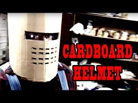 Cardboard knight bundle