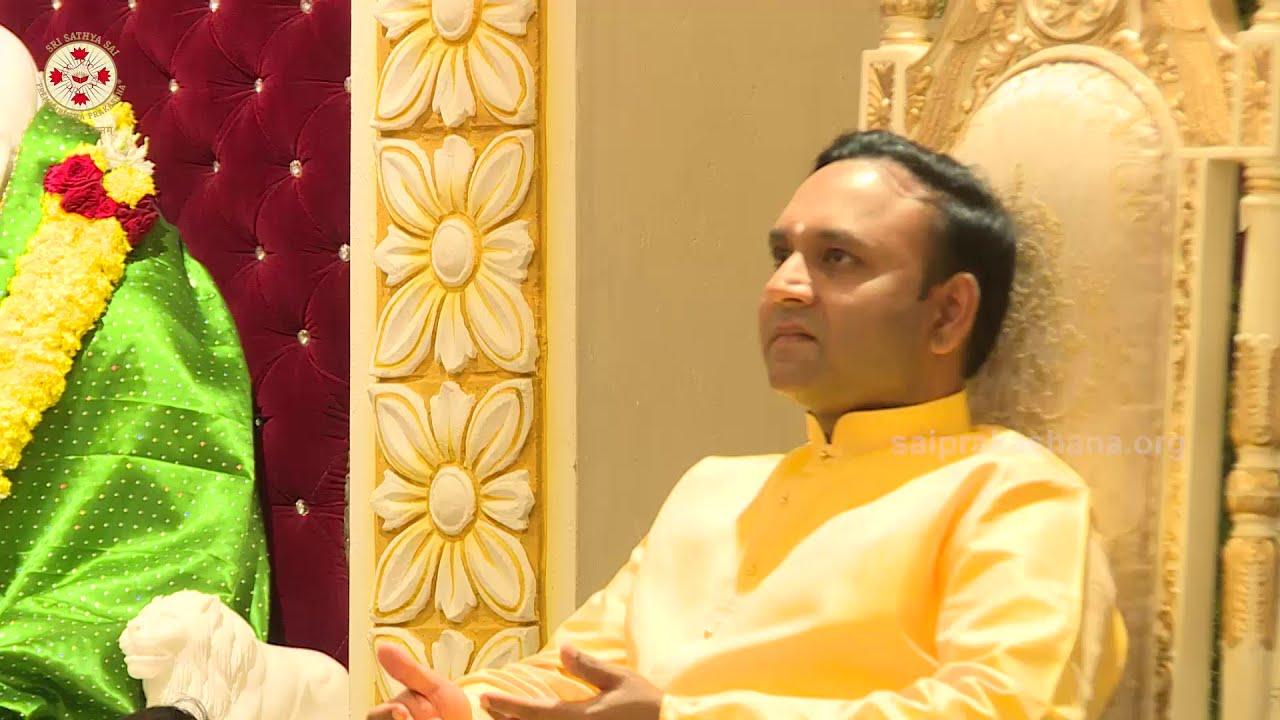 Repeat 11 August 2019 : Divine Satsang at Sri Sathya Sai